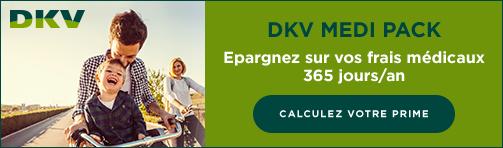 DKV Medi Pack