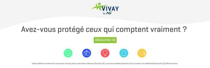 VIVAY d'AG insurance