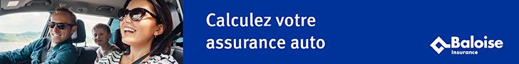 Calculez votre assurance Auto Baloise